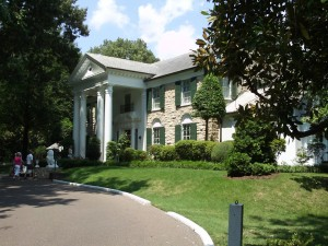 Graceland in Memphis!